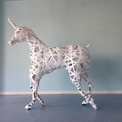 la licorne à habiller