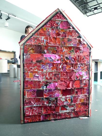 une maison des petits cochons pour le CAUE92
