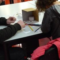 Atelier maquette à la Folle Journée de l'Architecture de Nancy