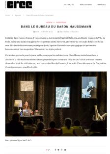 Architecture CREE Haussmann